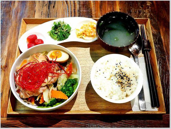 永心鳳茶 中山店 | 不止賣茶,餐點也很有水準