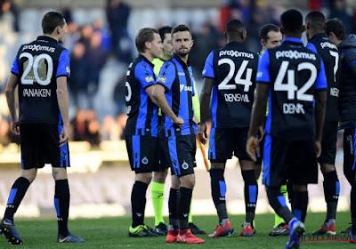 Club Brugge kan tegen Salzburg in de Europa League nog niet rekenen op Vossen, Vlietinck, Danjuma en Mitrovic