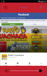 RADIO HUACHACA- screenshot thumbnail
