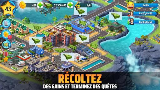 Télécharger City Island 5 - Simul. de construction hors ligne APK MOD (Astuce) screenshots 4