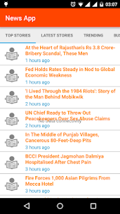 Top News hunt screenshot