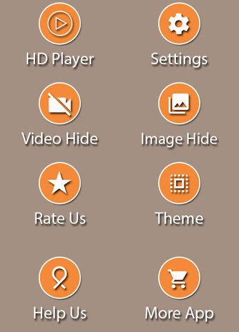android Video Player HD : MP4/FLV/3GP Screenshot 0