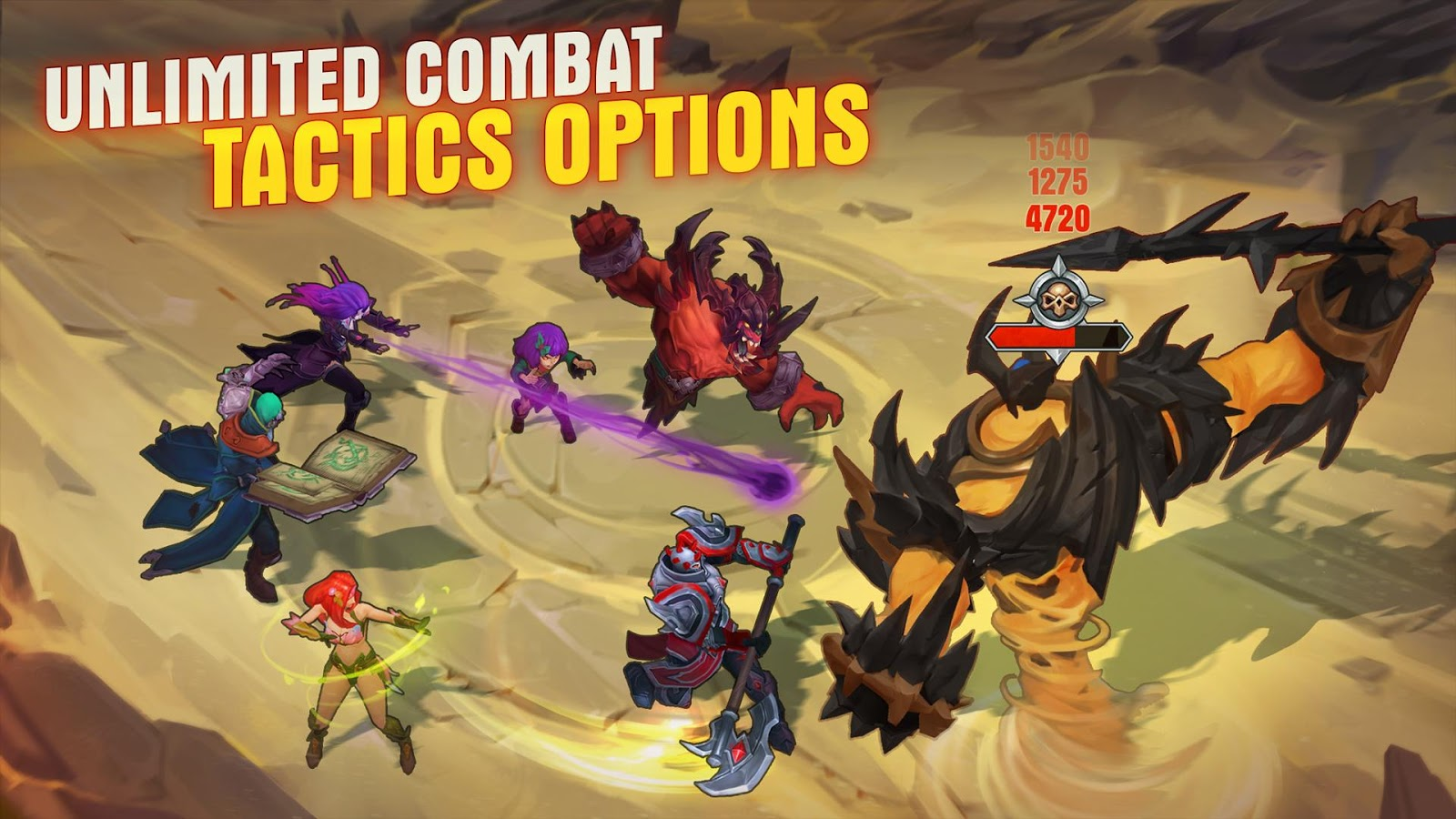 Juggernaut Wars – Arena Heroes– captură de ecran
