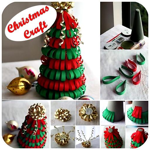 DIY Christmas Ornament Crafts icon