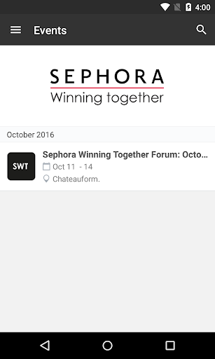 玩免費商業APP|下載Sephora Winning Together app不用錢|硬是要APP