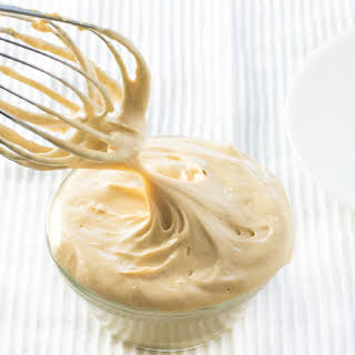 Easy Peanut Butter Frosting.