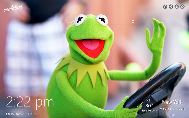 Kermit The Frog Hd Wallpapers Muppets Theme