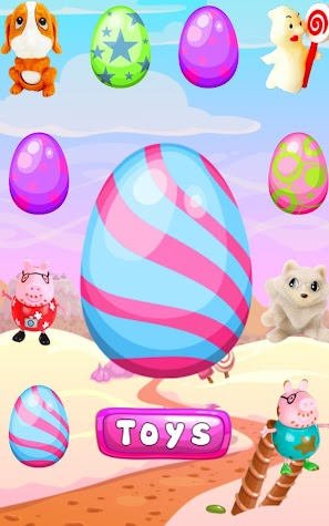 Surprise Eggs for Kids Screenshot