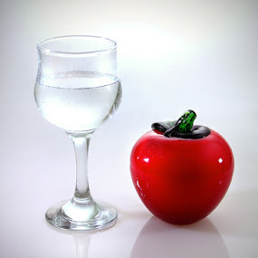 GLASS by Fransiskus Adi Candra - Artistic Objects Glass ( apple, glass )