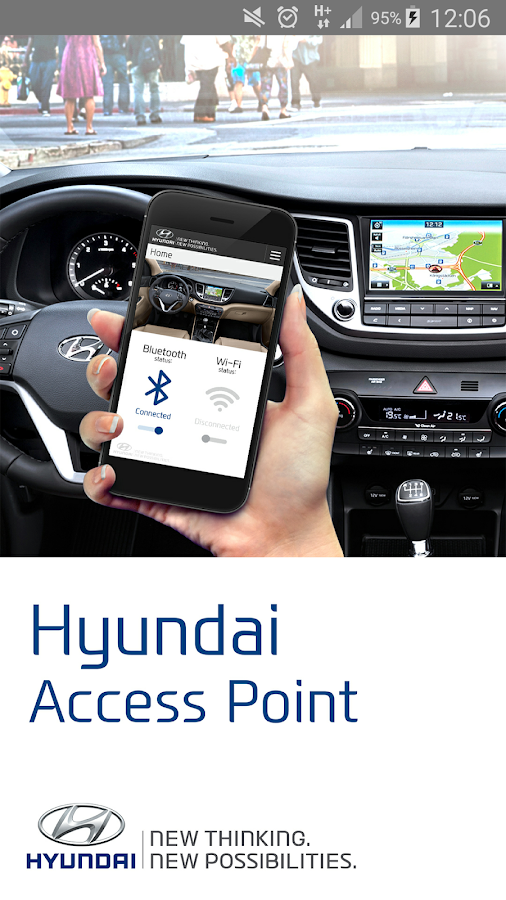Hyundai Access Point- screenshot