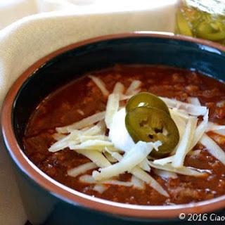 Hot & Spicy Chili