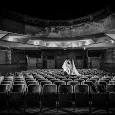 Wedding photographer Audrey Versini (versini). Photo of 16.12.2015