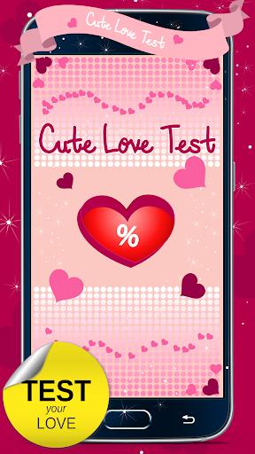 愛のテスト – ラブゲーム