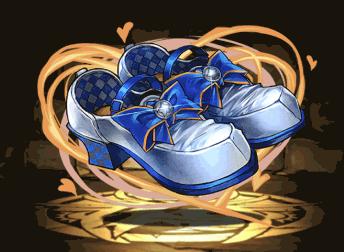 ドロシーの銀の靴