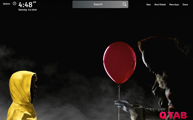 Pennywise It Wallpapers Pennywise It New Tab