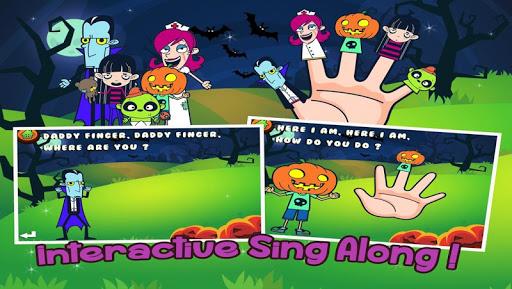 Daddy Finger Halloween Lite