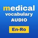 Medical Vocabulary Audio EN-RO icon