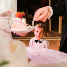 Wedding photographer Katerina Rakhmanova (KRahmanova). Photo of 05.10.2016