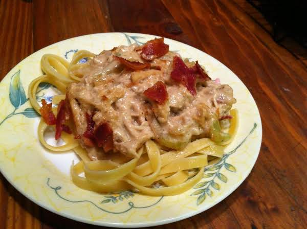 Creamy Turkey & Noodles
