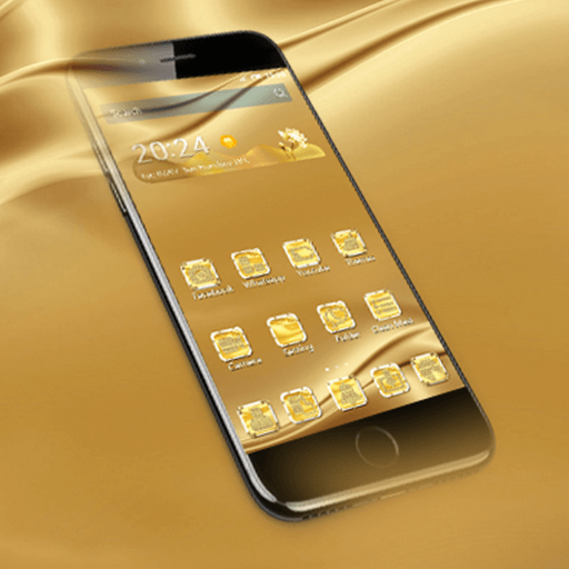 Golden Diamond Texture 商業 App LOGO-硬是要APP