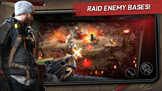 Left to Survive: PvP Zombie Shooter Mod 3.4.0 Apk [Unlimited Equipment + Burst without Shuffle Switch] 4