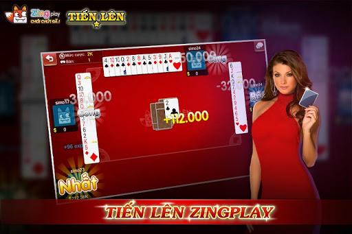 Tiến lên - tien len - ZingPlay