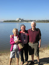 Photo: With Margaret and Peter (Dorrell) in Canberra