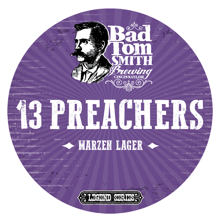 Logo of 13 Preachers