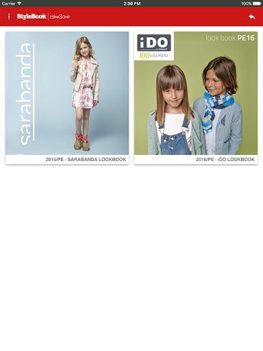 StyleBook Miniconf screenshot 7