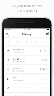 Penny: Track Spending & Finances, Save Money- screenshot thumbnail