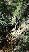 Photo: Ascendiendo por el arroyo de la Celadilla