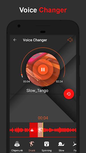 AudioLab - Audio Editor Recorder & Ringtone Maker 1.0.7 screenshots 8