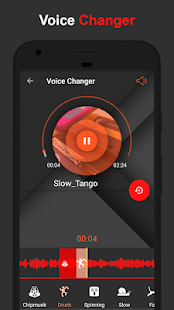 AudioLab - Audio Editor Recorder & Ringtone Maker Screenshot