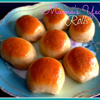 Easy Yeast Rolls! Recipe