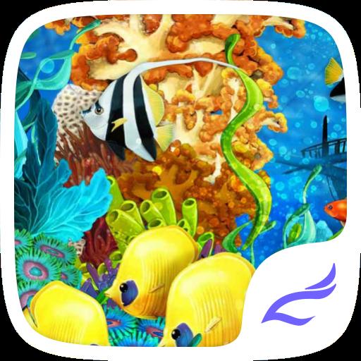 世界魚類 漫畫 App LOGO-APP開箱王