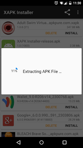 XAPK Installer screenshot 9