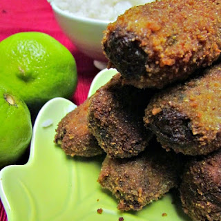 Brazilian Beef Croquettes