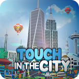 City Growing-Touch in the City( Clicker Games )