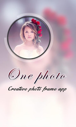 One Photo Frame Editor
