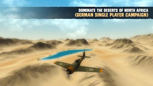 War Dogs : Air Combat Flight Simulator WW II  captures d'u00e9cran 1