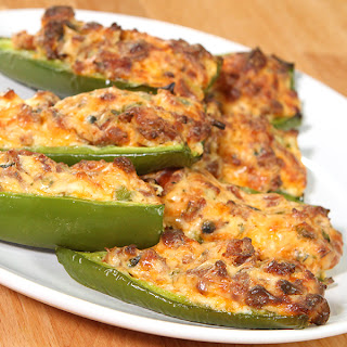 Sausage Stuffed Jalapenos Recipes