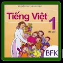 Tieng Viet Lop 1 - Tap 1 icon