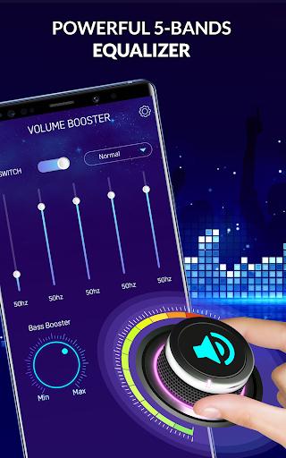 Volume Up - Sound Booster Pro -Volume Booster 2020 2.2.9 screenshots 7