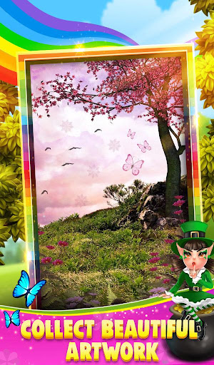 Code Triche Match 3 - Rainbow Riches APK MOD screenshots 3