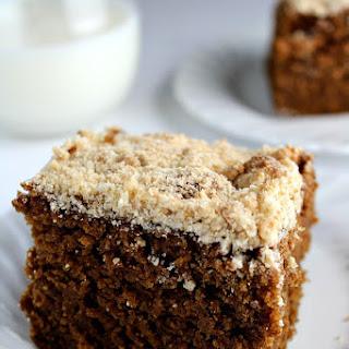 Shoo-Fly Cake