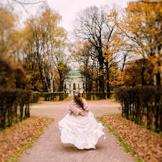 Svadobný fotograf Alena Gorbacheva (LaDyBiRd). Fotografia publikovaná 02.01.2017