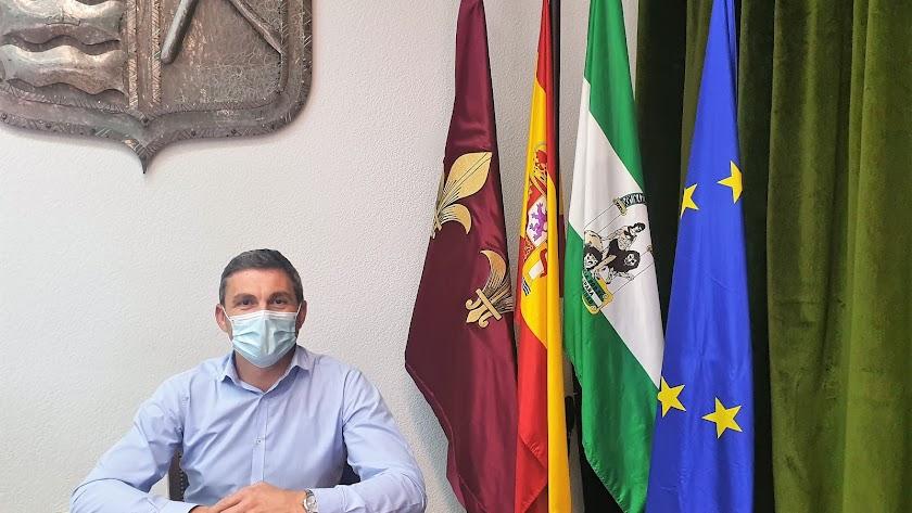 Francisco Reyes, alcalde de Los Gallardos.