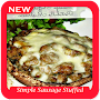 Simple Sausage-Stuffed Onions Tutorial APK icon