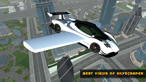 Flying Car Real Driving for PC