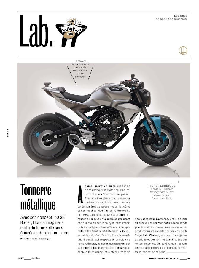 GQ France- screenshot